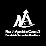 North Ayrshire Council Comhairle Siorrachd Air a Tuath logo