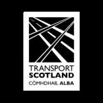 Transport Scotland comhdhail alba logo